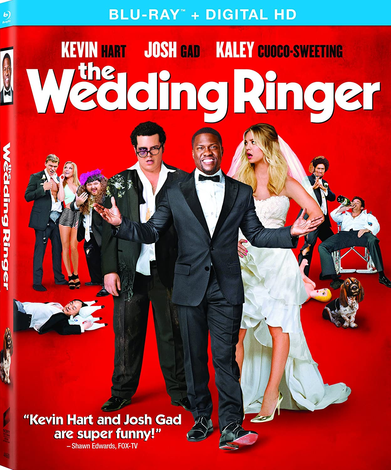 Amazon.com: The Wedding Ringer [Blu-ray]: Kevin Hart, Josh Gad