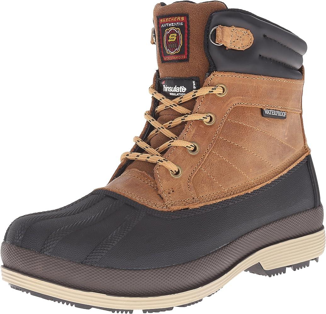 Duck Rain Boot, Brown