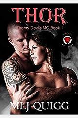 Thor (Thorny Devils MC Book 1) Kindle Edition