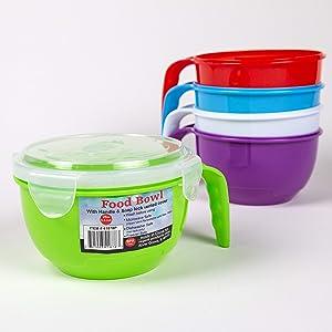 Regent Products Soup Food Bowl Set