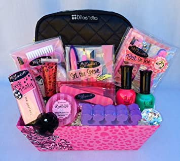 Teen gift baskets