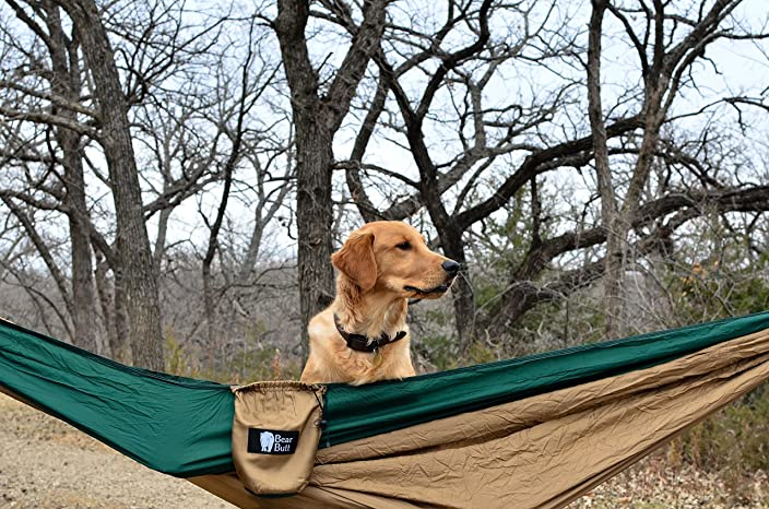 Bear Butt Double Hammock - Going Outdoors Backpacking Camping Or Hiking