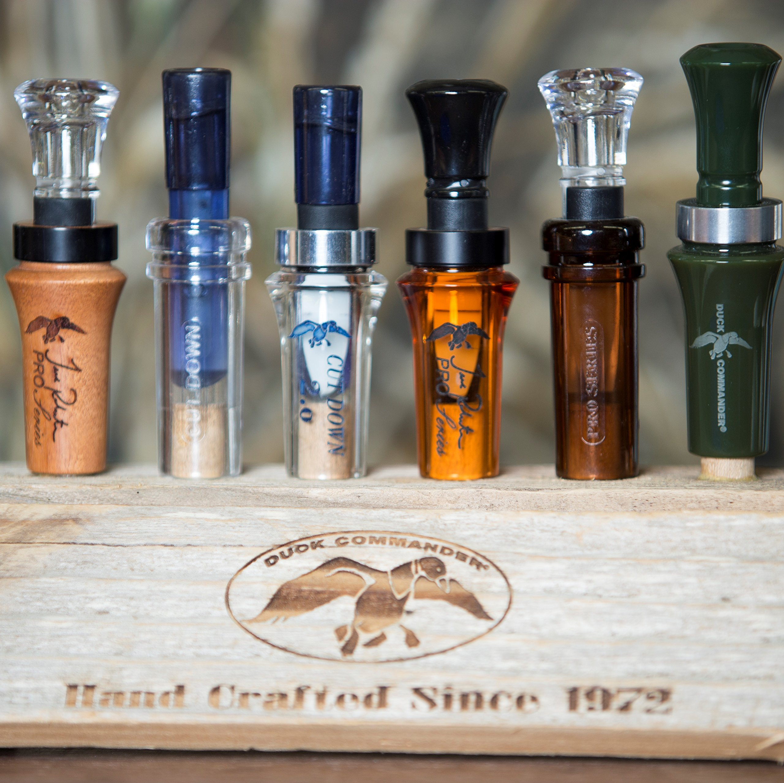 DUCK COMMANDER Jase Robertson Pro Series Duck Call, Tigerwood by DUCK COMMANDER (Image #2)