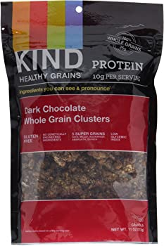 KIND Dark Chocolate Whole Grain Clusters (11 Ounce)