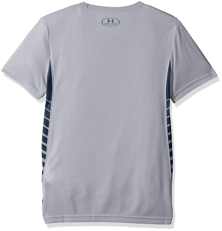 Under Armour Boys MK-1 Short Sleeve T-Shirt