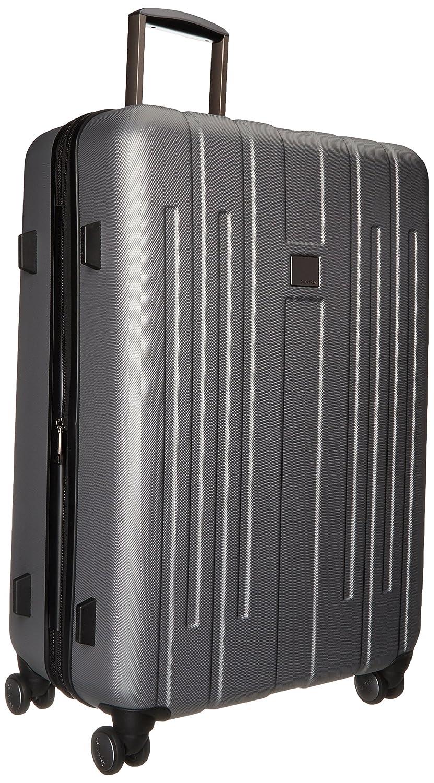 5e81d4130 Amazon.com | Calvin Klein Cortlandt 28 Inch Upright, Silver, One Size |  Suitcases