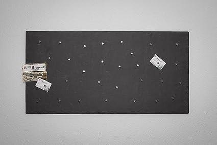 Ardoise Tableau Magnétique Pierre Véritable Ardoise Gallois Massif Tableau En Ardoise 120 Cm X 60 Cm Avec 10 Aimants Record Du Monde La Plus Grande De Tableau Magnétique Du Monde