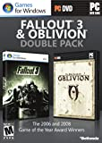 Fallout 3 & Oblivion Double Pack (輸入版:北米)