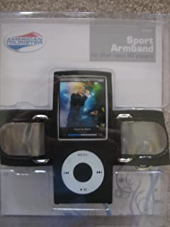 Brazalete Deportivo para iPod Nano 4 G Reproductor