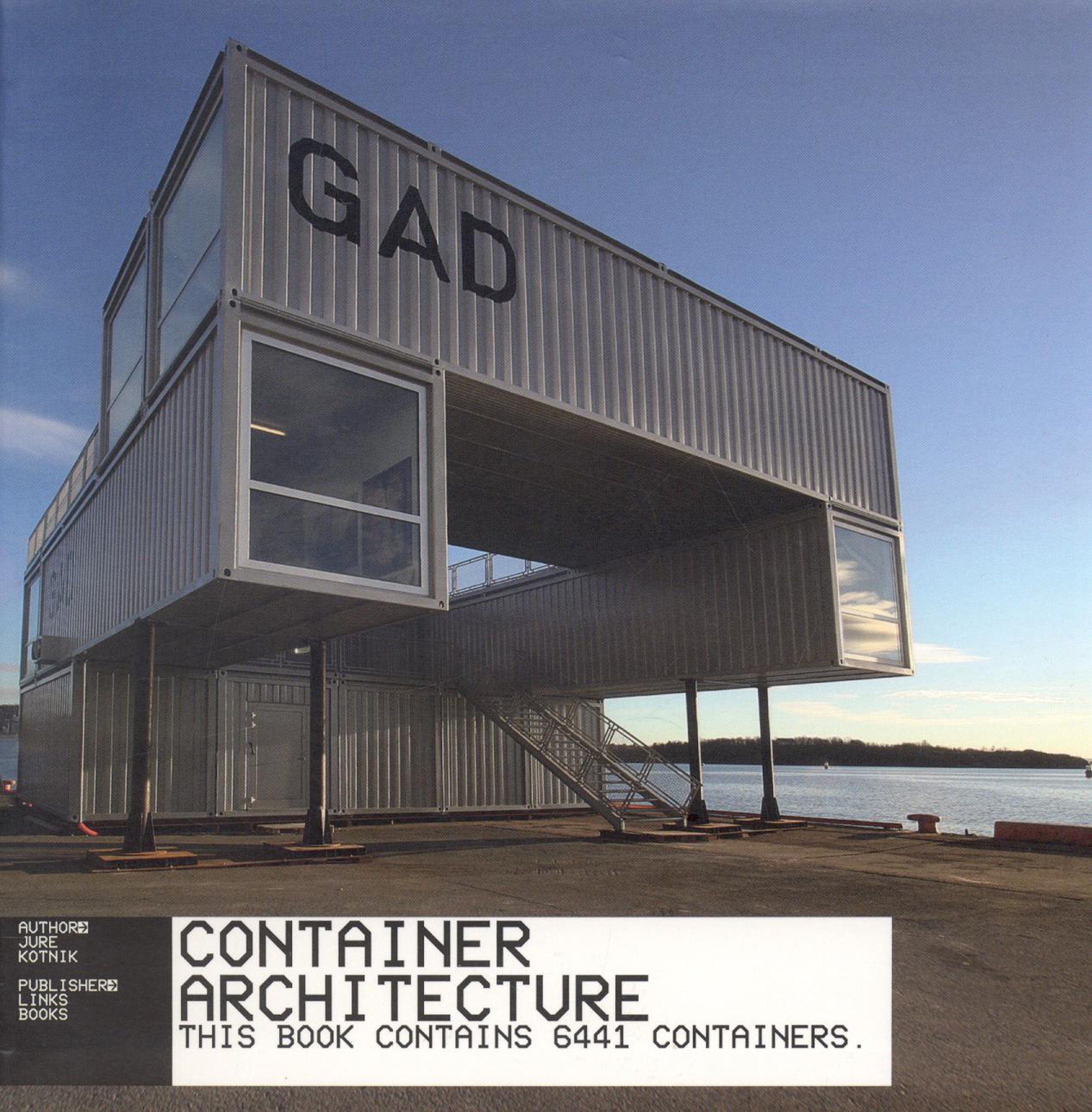 Container Architecture This Book Contains 6441 Containers Jure
