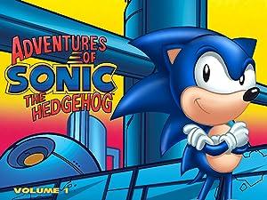 Amazon Com Watch Adventures Of Sonic The Hedgehog Season 1 Vol 1 Prime Video