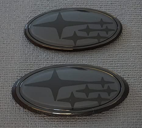 Amazon Com Front Rear Glossy Badge Emblem For 2011 Up Compatible