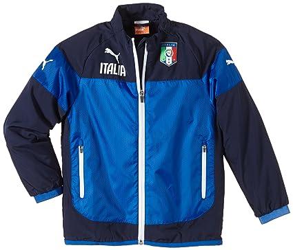 Puma - Felpa da bambino Figc Italia 488954a826165