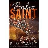 Broken Saint : A Mafia Arranged Marriage Romance (Broken Saint Duet Book 1)