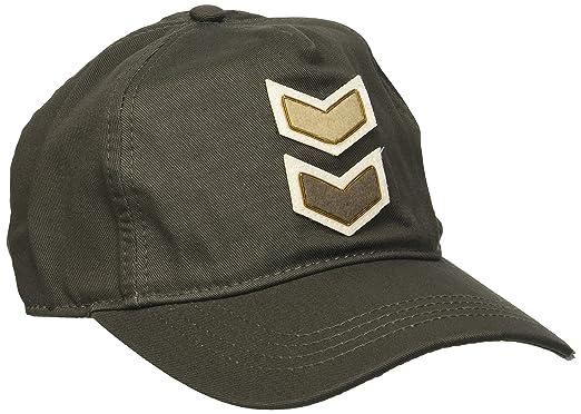 Mens MMHA00202-AF030001 Baseball Cap, Verde (Military Green), 23.5 Antony Morato