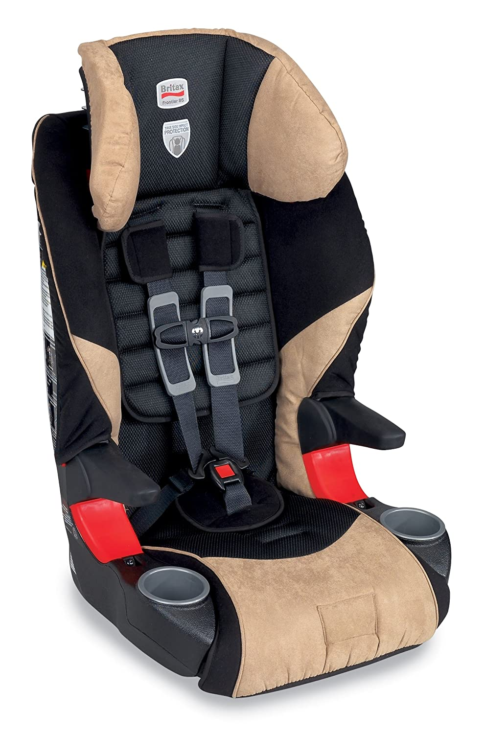 Amazon.com: Britax Frontier 85 Combination Booster Car Seat, Canyon ...