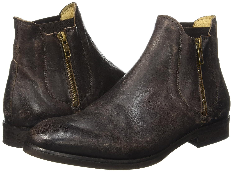 Hudson Mitchell Herren Mitchell Hudson Calf Chelsea-Boots Braun (Brown) 2dce4f
