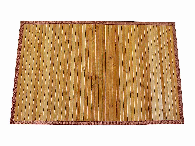 Bambusteppich  Bambusteppich, Maße ca. 160x230cm: Amazon.de: Küche & Haushalt