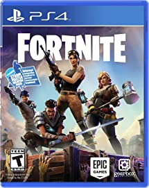 Fortnite Playstation 4 Video Games Amazon Com