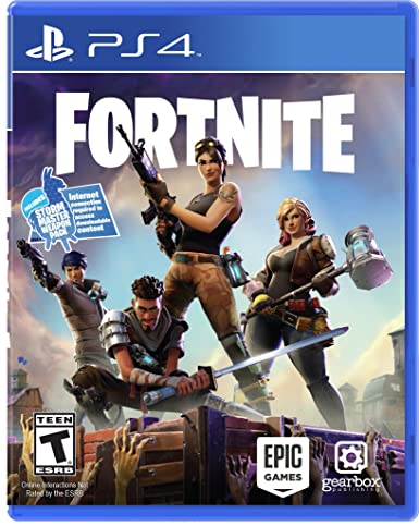 Fortnite Playstation 4 Amazon In Video Games