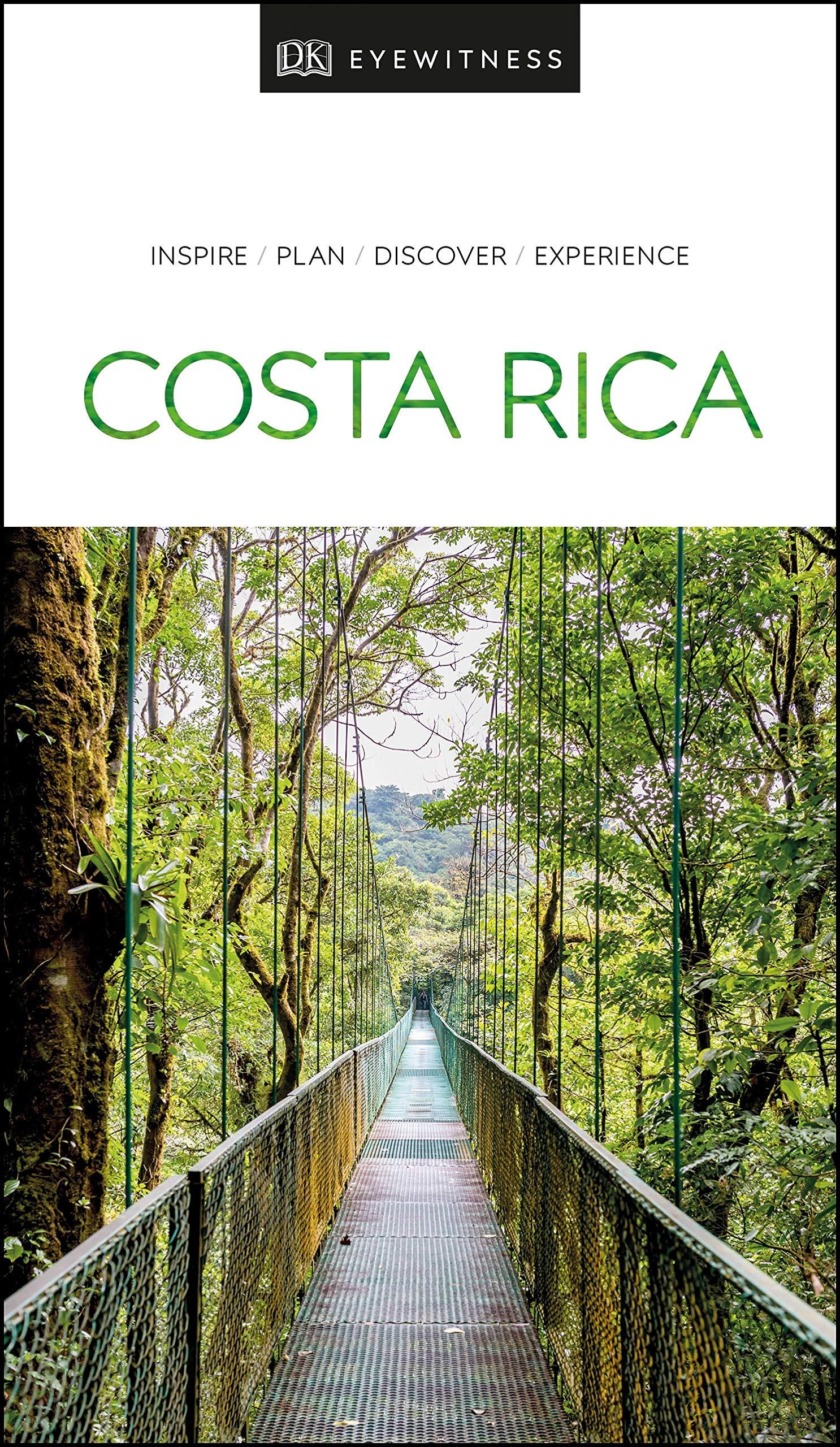 DK Eyewitness Costa Rica: 2019