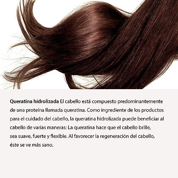MeMademoiselle Anti Dandruff Shampoo I Champú de queratina ...