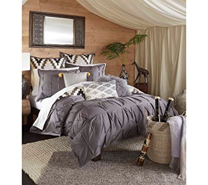 Beau Blissliving Home 14173BEDDKNGPWT Tanzania Harper 110 Inch By 96 Inch  3 Piece King