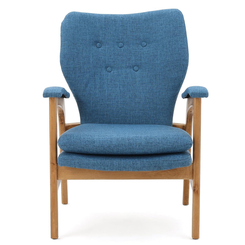 Amazon Joseph Mid Century Modern Fabric Arm Chair Kitchen