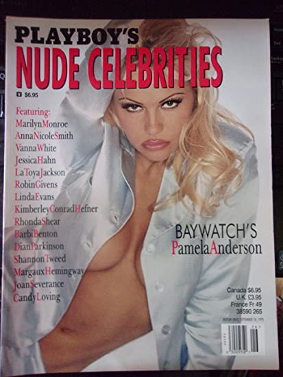 Playboys nude celebrities