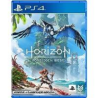 Horizon Forbidden West Edição Padrão - Playstation 4