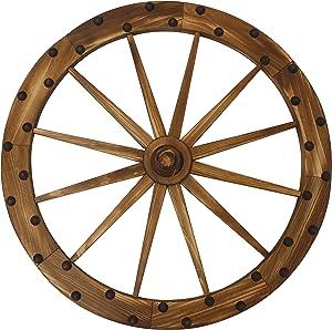 "Leigh Country 36"" Deluxe Wagon Wheel"