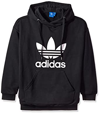 9280dc94134 adidas Women s Originals Trefoil Hoody  Amazon.co.uk  Clothing