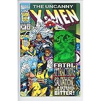 UNCANNY X-MEN #304 | Marvel | September 1993 | Vol 1 | Magneto Hologram Cover