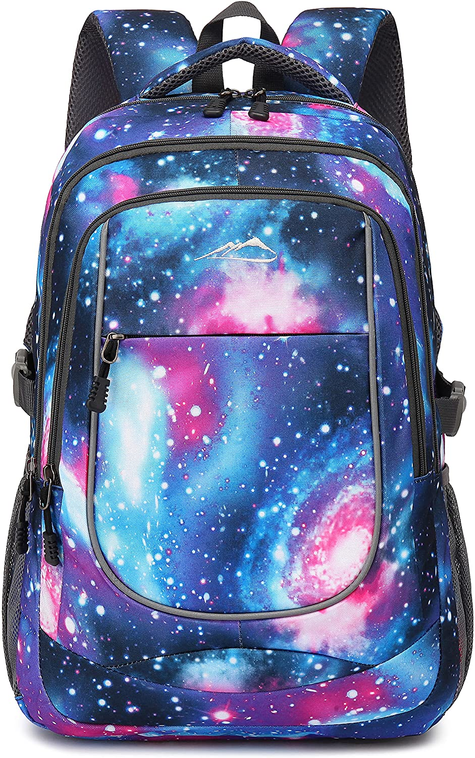 Backpack Bookbag for School College Student Travel Business Hiking Fit Laptop Up to 15.6 Inch