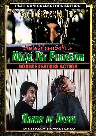 Ninja the Protector / Hands of Death [USA] [DVD]: Amazon.es ...