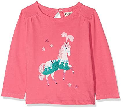 Hatley Long Sleeve tee Camiseta de Manga Larga para Beb/és