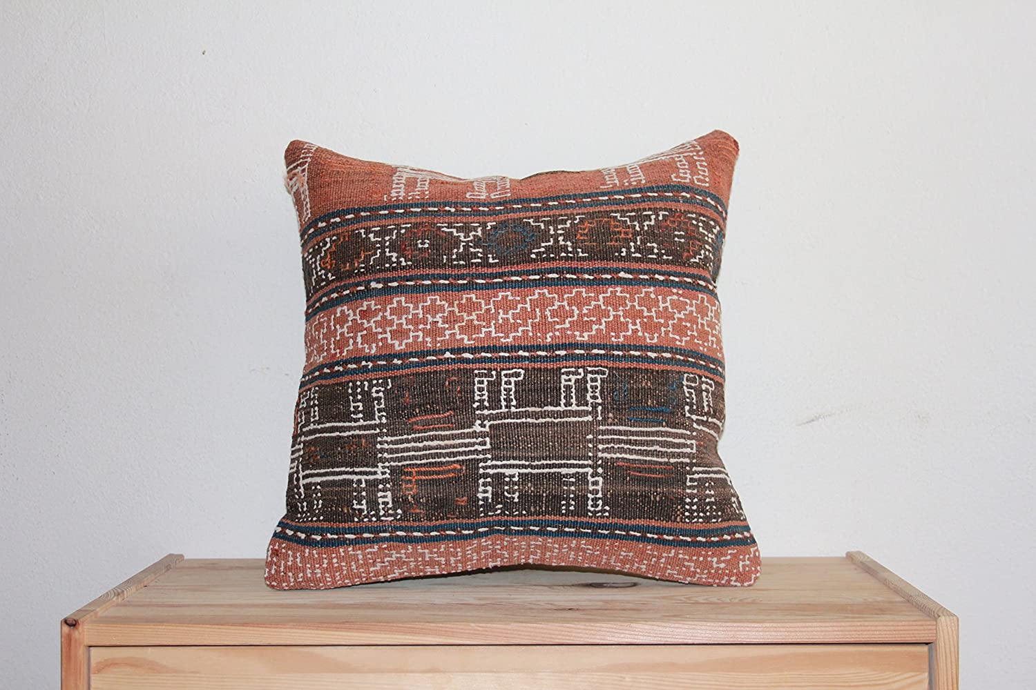pillow kilim lumbar detail pillows
