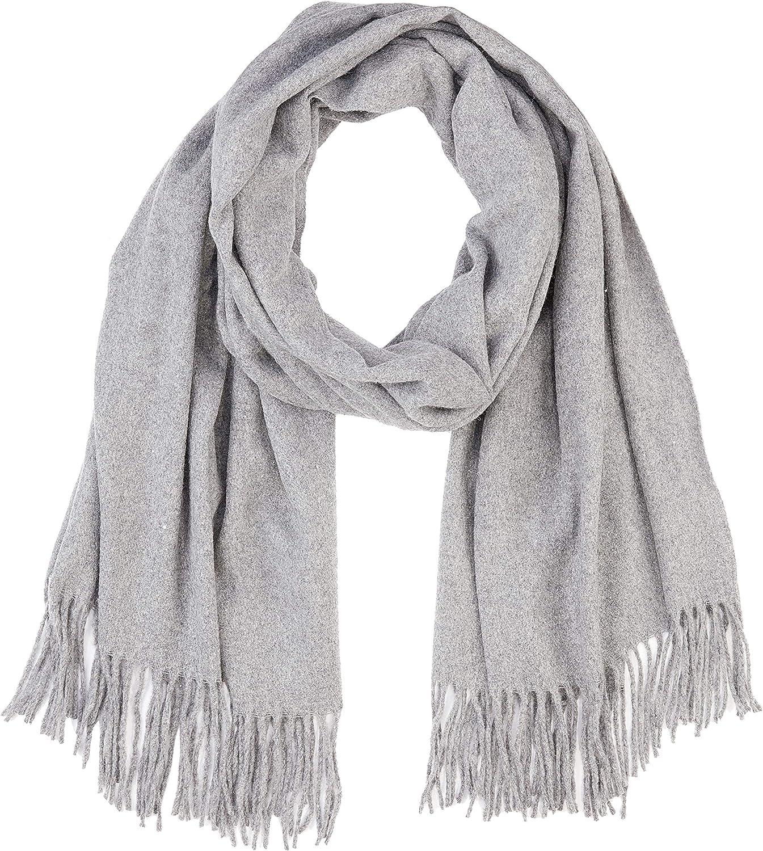 Vero Moda Vmana Wool Long Scarf Noos Bufanda para Mujer