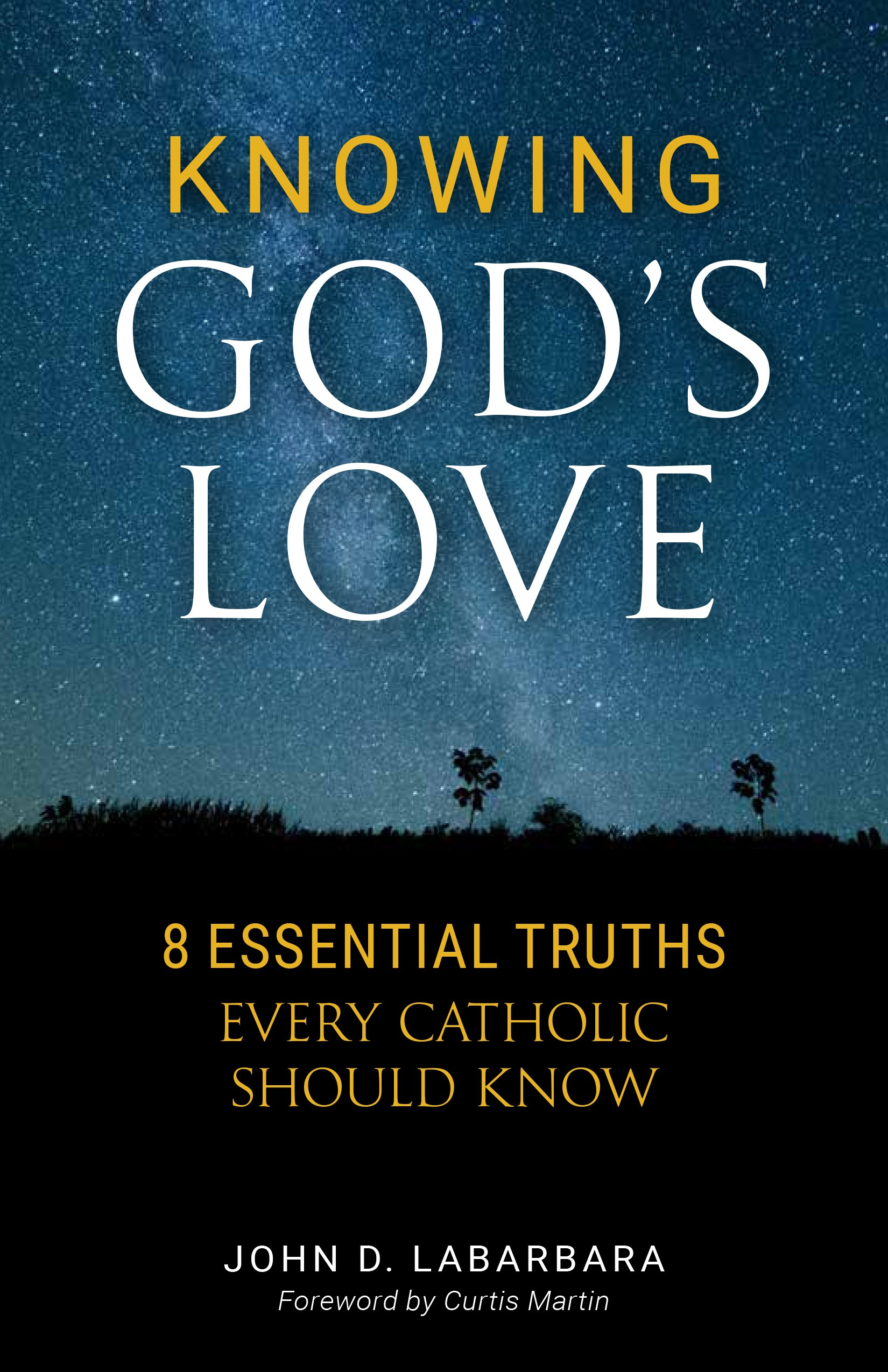Download Knowing God's Love: Eight Essential Truths Every Catholic Should Know pdf