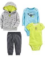 Simple Joys by Carter's Boys' 4-Piece Little Jacket Set