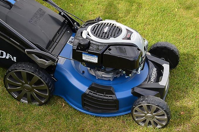 Hyundai Cortacésped de gasolina lm5301g B & S (Incluso de ...