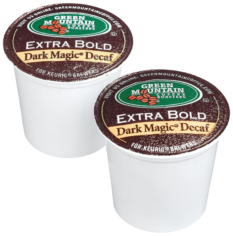 green mountain coffee dark magic decaf kcup for keurig brewers pack of 96 amazoncom grocery u0026 gourmet food - Decaf K Cups