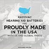 RAYOVAC Size 312 Hearing Aid