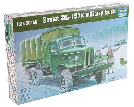Trumpeter - Maqueta de tanque escala 1:35 (TRU01003): Amazon ...