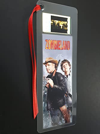 Zombieland Movie Film Cell Bookmark Memorabilia Compliments Poster