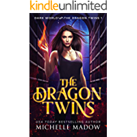 The Dragon Twins (Dark World: The Dragon Twins Book 1) book cover