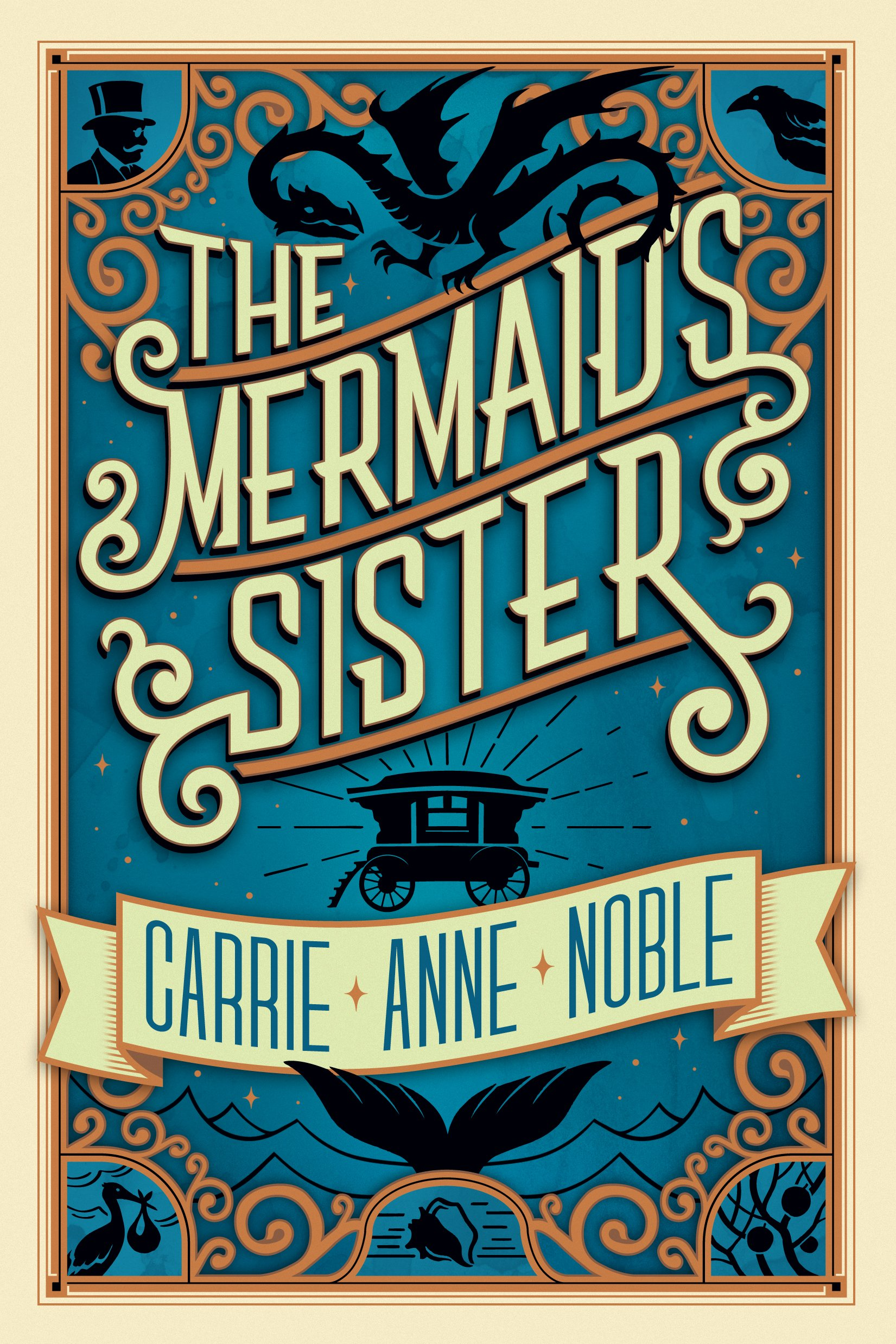 Amazon: The Mermaid's Sister (9781477820889): Carrie Anne Noble: Books