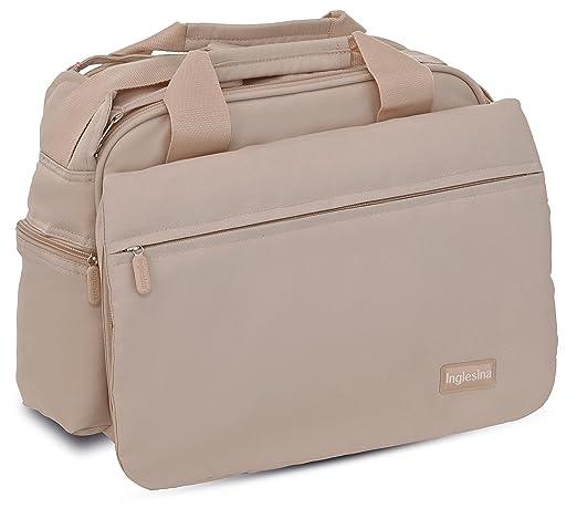 548 opinioni per Inglesina AX90D0CRE My Baby Bag Borsa Fasciatoio, Beige (Cream)