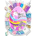 Laevo Surprise Unicorn Slime Kit