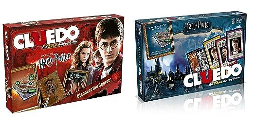 46 opinioni per Winning Moves 029728 Cluedo Harry Potter